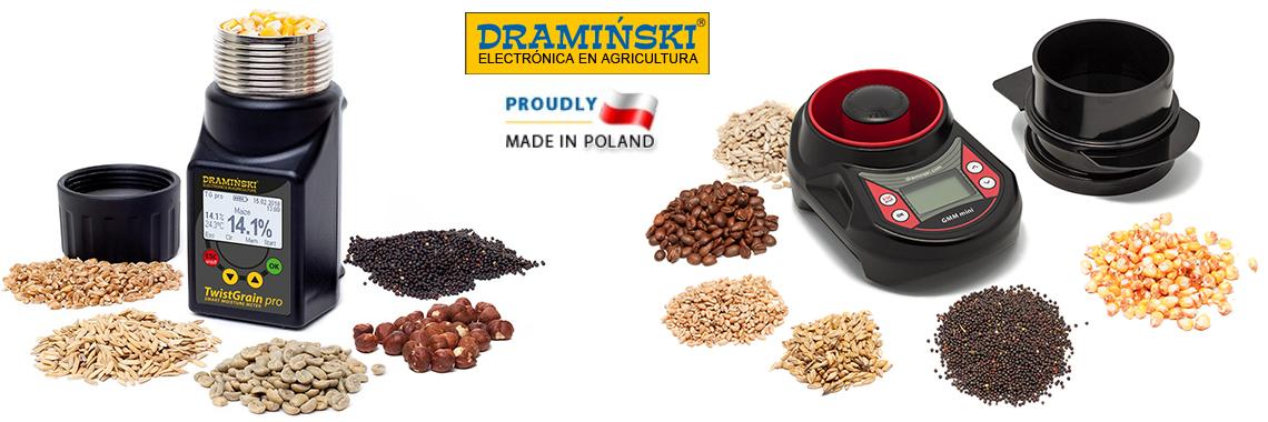 Draminski ® Higrómetros Humidímetros Costa Rica