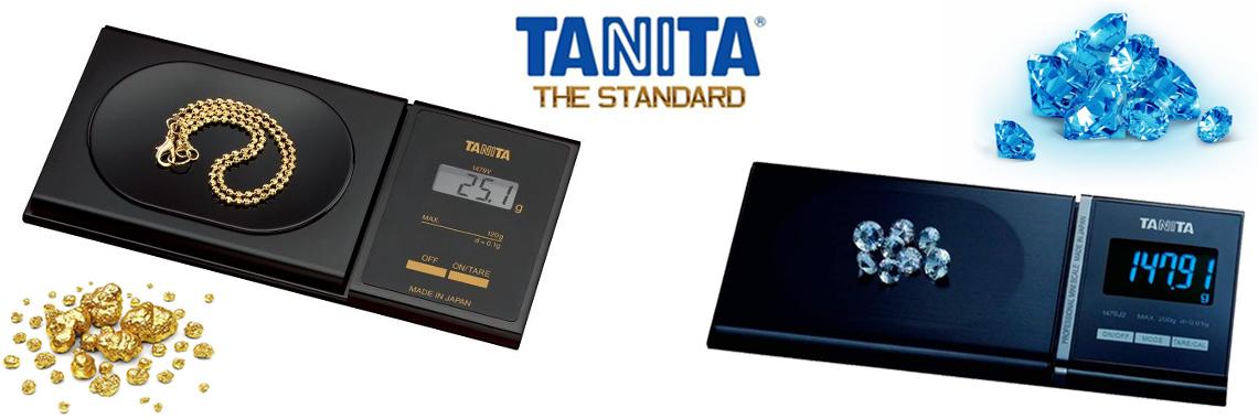 TANITA Básculas Digitales Profesionales de Precisión