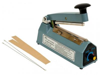 "PFS-100 Selladora de Impulso Manual de 100mm o 4"" - Sello: 2mm"