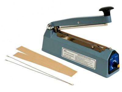 "PFS-200 Selladora de Impulso Manual de 200mm o 8"" - Sello: 2mm"