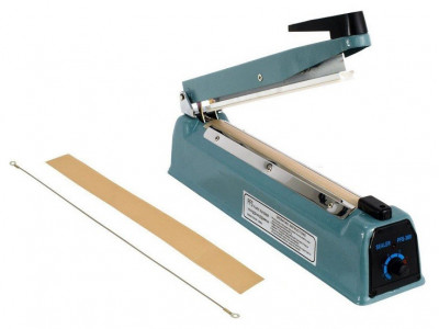 "PFS-300 Selladora de Impulso Manual de 300mm o 12"" - Sello: 2mm"