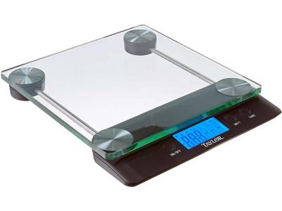 TAYLOR 3899PM Báscula Digital de Alta Capacidad & Precisión 33Lbs o 15Kg