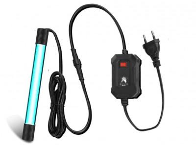 ZY-UV1 LAMPARA LUZ UV 13W GERMICIDA SUMERGIBLE  PARA ACUARIOS/PECERAS